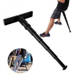 Összecsukható ülőke / teleszkópos támaszkodó túrázáshoz, sétához