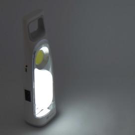 Hordozható LED lámpa – 3,6W teljesítmény / extra erős COB LED (DP-7155)