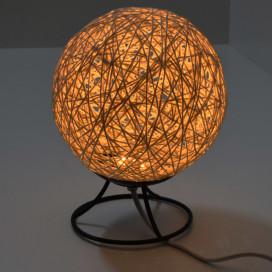 LED asztali lámpa, hangulatvilágítás – állítható fényerővel / gömb lámpa