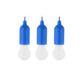 3 db Handy LED Rainbow hordozható lámpa / erős fényű LED lámpa