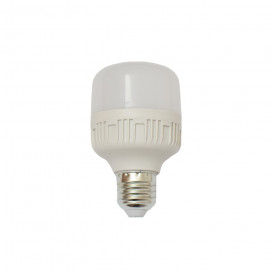 10W kukorica LED izzó / E27 - energiatakarékos, hideg fehér