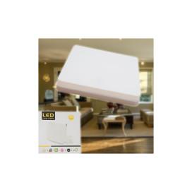 36W négyzetes UFO LED panel / külső szerelésű, gyorscsatlakozóval
