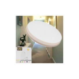 48W kerek UFO LED panel / külső szerelésű, gyorscsatlakozóval