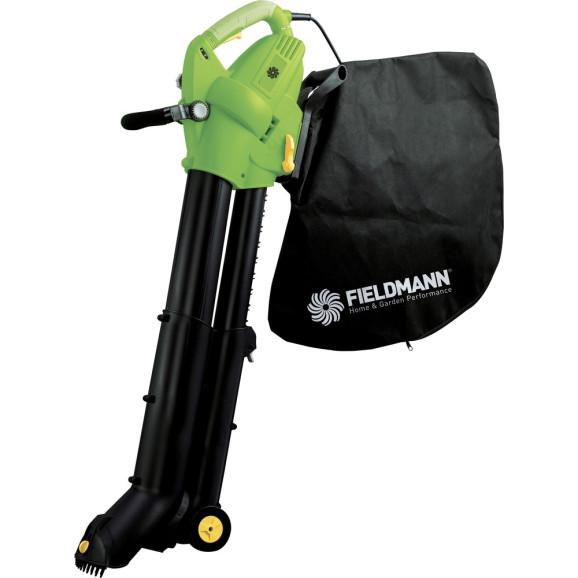 Prémium U 3000 wattos elektromos lombszívó / aprító / fúvó - kerekekkel