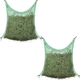 2 db négyzet alakú polipropilén szénaháló 0,9 x 3 m - utánvéttel vagy ingyenes szállítással
