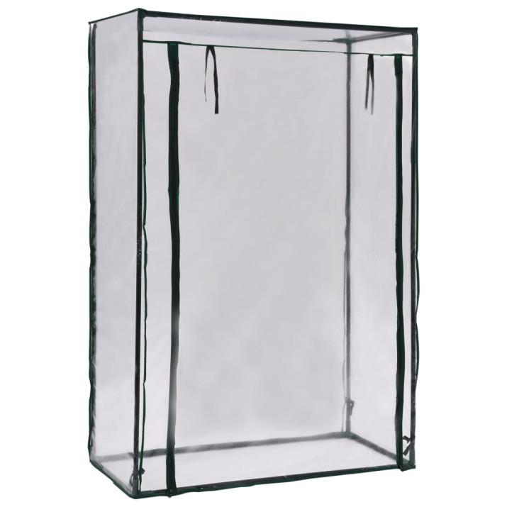Zöldséges melegház 102 x 52 x 150 cm - utánvéttel vagy ingyenes szállítással