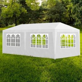 Fehér partisátor 3 x 6 m - utánvéttel vagy ingyenes szállítással