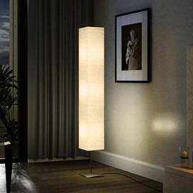 Lámpa 3 lábú négyzet alakú krém 170 cm - utánvéttel vagy ingyenes szállítással