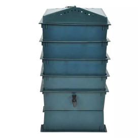 4-szintes komposztáló 42 x 42 x 60 cm - utánvéttel vagy ingyenes szállítással