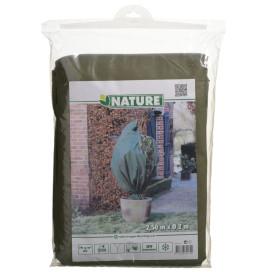 Nature zöld téli gyapjútakaró 70 g/m2 2 x 2,5 m - utánvéttel vagy ingyenes szállítással