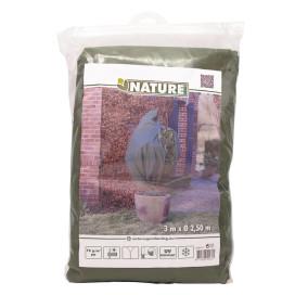 Nature zöld téli gyapjútakaró 70 g/m2 2,5 x 3 m - utánvéttel vagy ingyenes szállítással