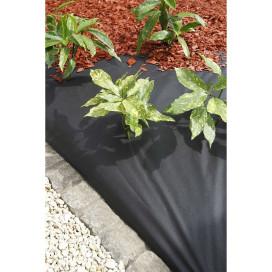 Nature 6030228 fekete talajtakaró fólia 1 x 10 m - utánvéttel vagy ingyenes szállítással