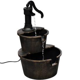 Pumpálós dizájnnal ellátott falikút - utánvéttel vagy ingyenes szállítással