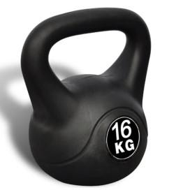 Kettlebell 16 kg - utánvéttel vagy ingyenes szállítással