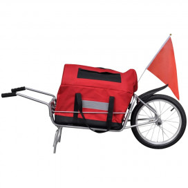 Bicikli Pótkocsi Egykerekű Tároló Táska - utánvéttel vagy ingyenes szállítással