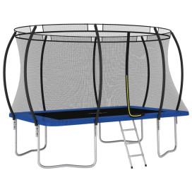 Négyszögletes trambulinszett 335 x 244 x 90 cm 150 kg - utánvéttel vagy ingyenes szállítással