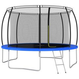 Kerek trambulinszett 366 x 80 cm 150 kg - utánvéttel vagy ingyenes szállítással