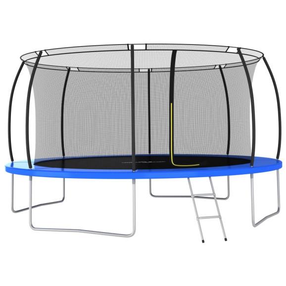 Kerek trambulinszett 460 x 80 cm 150 kg - utánvéttel vagy ingyenes szállítással