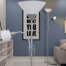 állólámpa szürke - utánvéttel vagy ingyenes szállítással