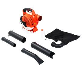Narancssárga 3 az 1-ben benzines levélfúvó 26 cm3 - utánvéttel vagy ingyenes szállítással