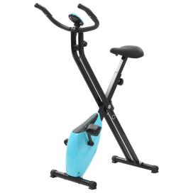 Összecsukható Mágneses Szobakerékpár Xbike 2,5 kg Fekete Kék - utánvéttel vagy ingyenes szállítással
