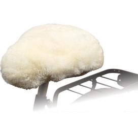 Willex természetes báránybőr kerékpárülés-huzat - utánvéttel vagy ingyenes szállítással