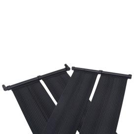 4 db napelemes medencefűtő panel 80 x 310 cm - utánvéttel vagy ingyenes szállítással
