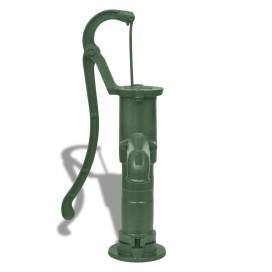 Kerti öntöttvas pumpás kút - utánvéttel vagy ingyenes szállítással